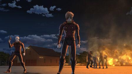 觀賞劇名:守衛者。第 1 季第 4 集。