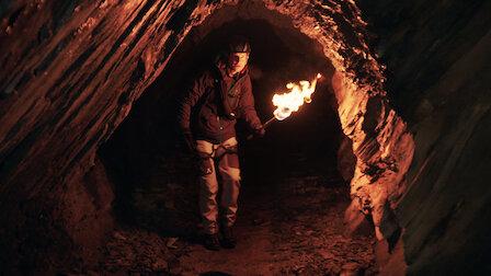 觀賞廢棄礦坑之謎。第 1 季第 8 集。
